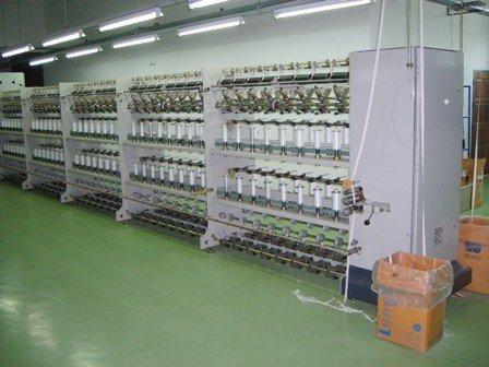 Finishing M/ C, Covering M/ C, Warping M/ C, Needle Loom