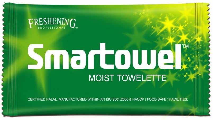Freshening Halal Smart Towel