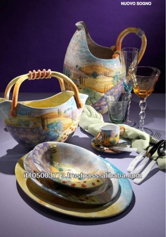 Best Hand Painted Ceramic Tableware, Top ha