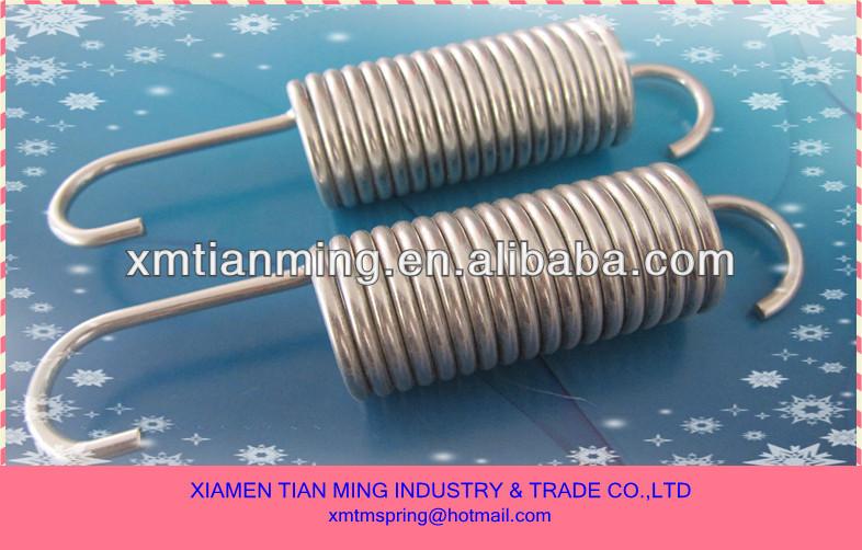 Recliner springs