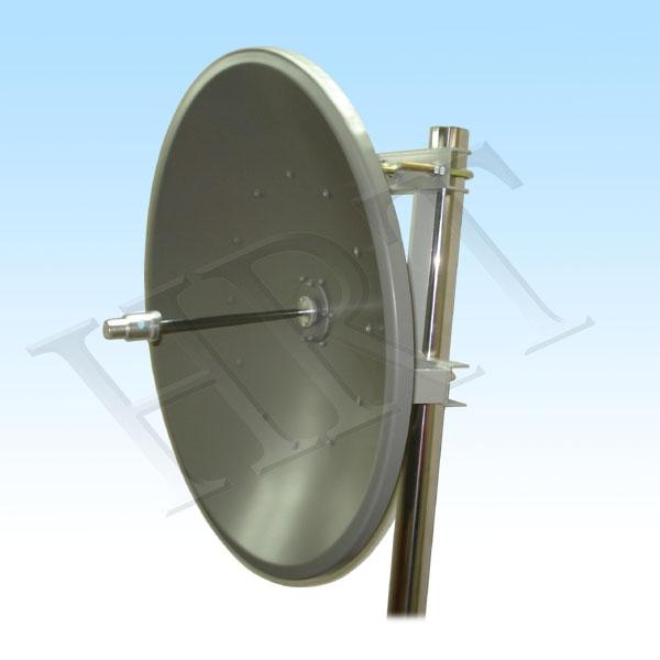 Parabolic Templat -  www.freeantennas.com
