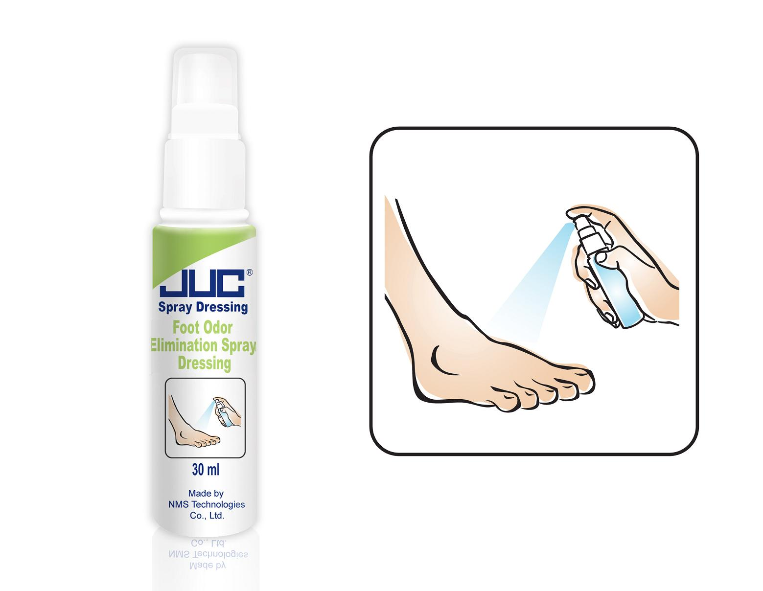 Foot odor products
