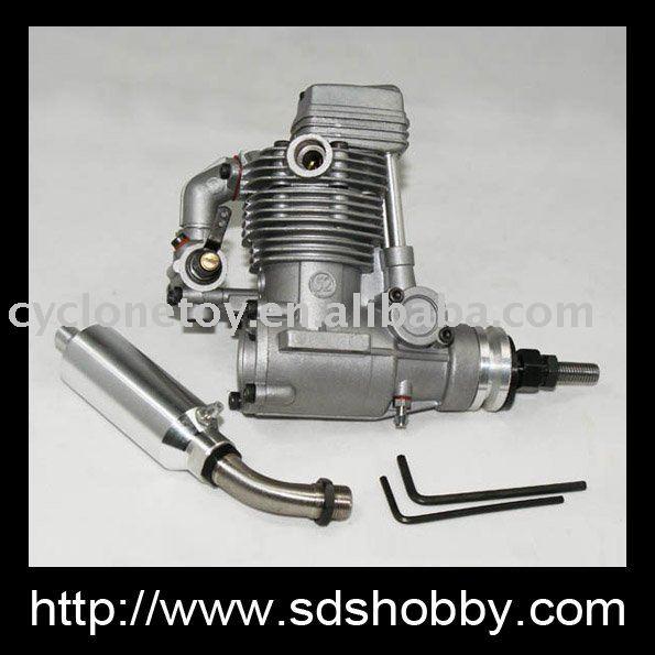 ASP 4 Stroke FS52AR Engine