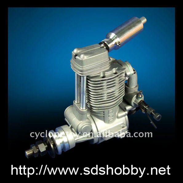 ASP 4 Stroke FS80AR toy Engine