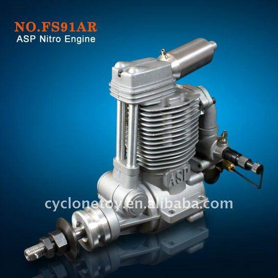 ASP 4 Stroke FS91AR Engine