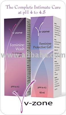 V-Zone Feminine Wash