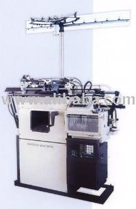 SJT2000Type Series Glove Knitting Machine