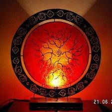Fiber Glass Lamp jj/dl/rp/01