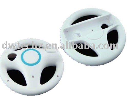 Racing wheel for Wii
