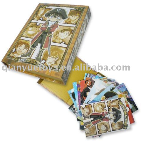DETECTIVE CONAN BOX POST CARD