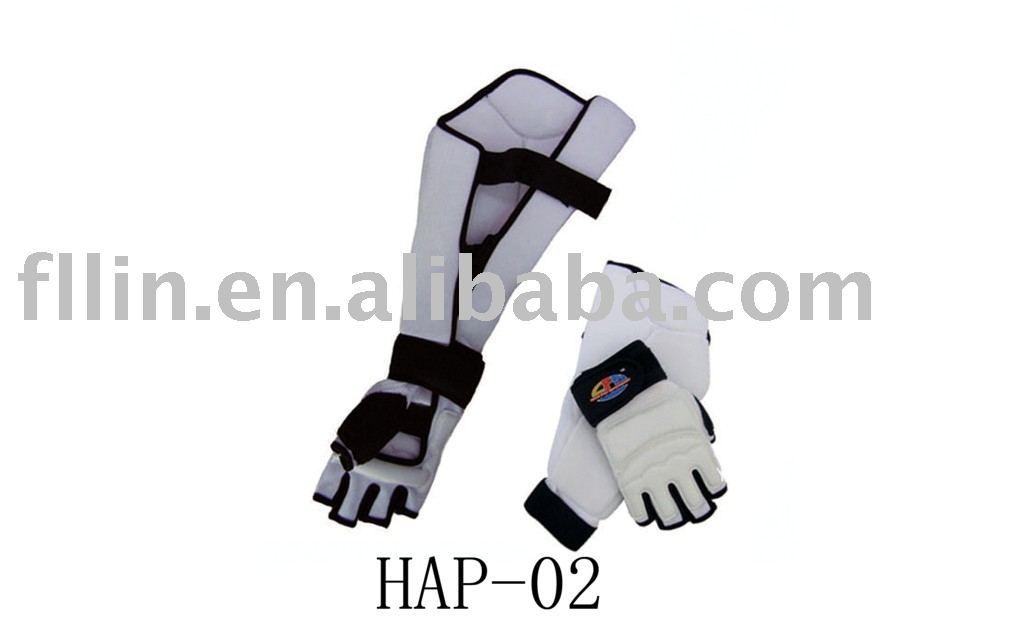 taekwondo hand-arm protector