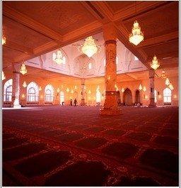 Shk. Saud Al Qassimi Mosque