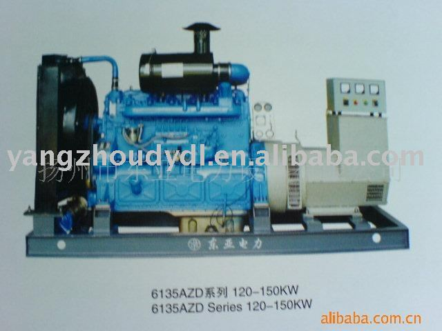 East Asian 220KW jade firewood diesel dy