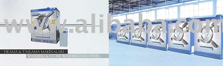 WASHING & STONE WASHING MACHINES