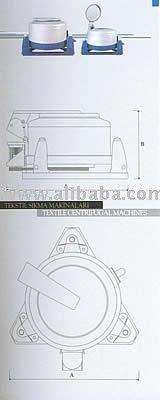 TEXTILE CENTRIFUGAL MACHINES