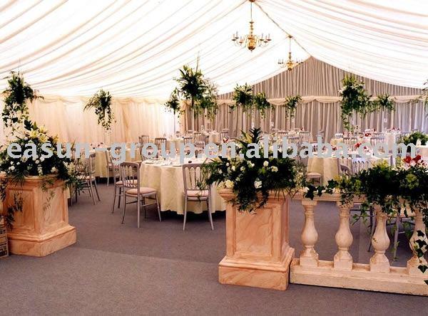 big wedding tent