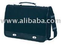 polyester computer briefcase