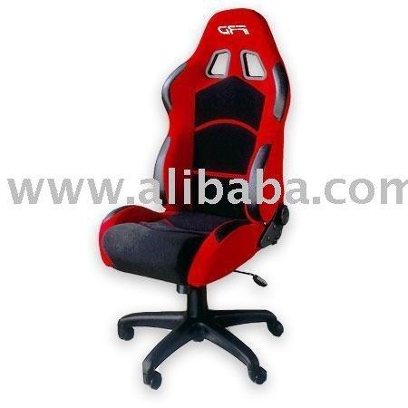 race car seat office chair | eBay