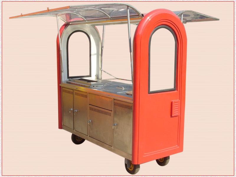 barbecue carts
