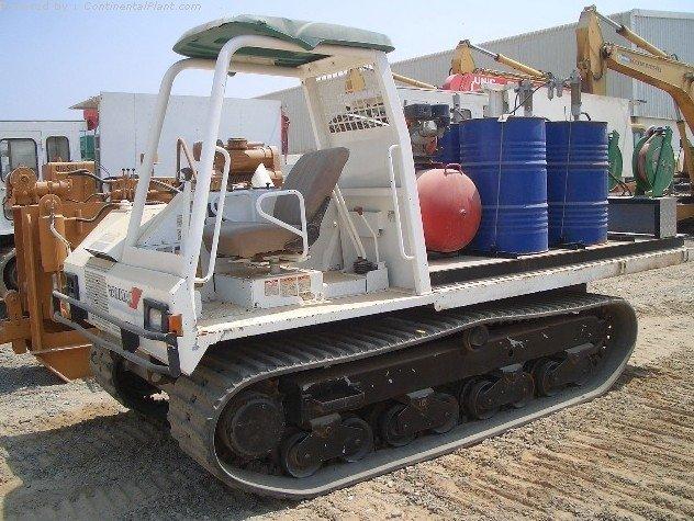 Yanmar Crawler Tractors