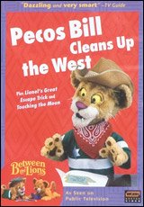 Pecos Bill Cleans Up the West (Full Scre