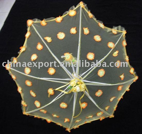 Bridal Accessories: Bridal Umbrellas, Bridal Parasols for Weddings