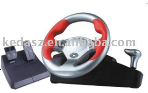 USB Racing Wheel