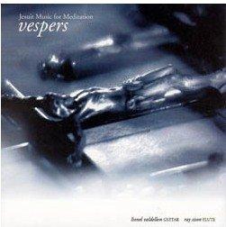 Vespers music CD