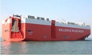 MV Tortugas vessel freight