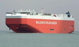 MV Toronto vessel freight