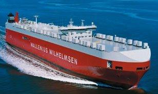 MV Tamesis vessel freight