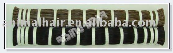 horse hair for textile