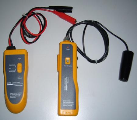 Underground Wire Detector