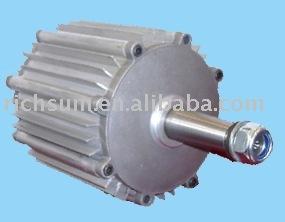 Wind Generator Permanant Magnet Alternator Low Wind Autos Weblog