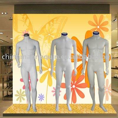 fiber glass mannequin