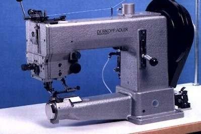 ADLER 205-64 CYLINDER ARM LOCKSTITCH SEWING MACHINE