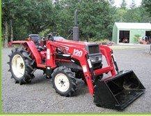 used Yanmar Tractors