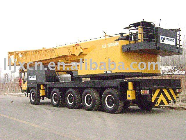 Cranes tower crane 160T second hand tada
