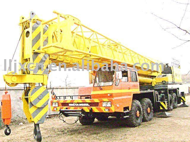 Cranes tower crane japan 160T second han