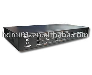 hdmi matrix 4*4with DTS-HD/Dolby-true-HD