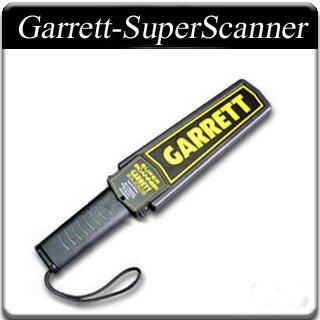 Super Scanner Hand Held Metal Detector - China portable Metal