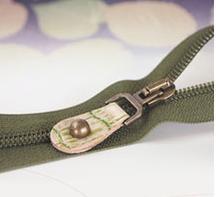 Nylon water proof zipper app/sbs