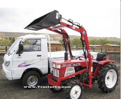 Yanmar YM1500 4x4 Tractors
