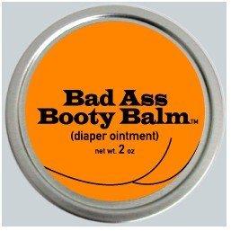 Bad Ass Booty Balm