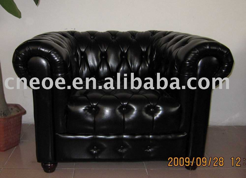 quilted leather couch. sofa, office sofa, leather