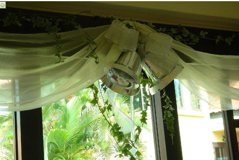 Wedding decoration - hall decor