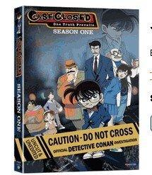 Case Closed Season 1 DVD Complete Collec