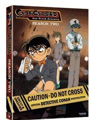 Case Closed Season 2 DVD Complete Collec