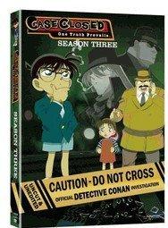 Case Closed Season 3 DVD Complete Collec