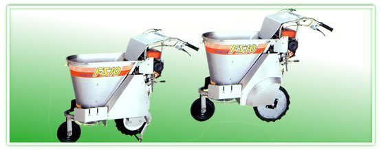 Fertilizer applicator (figure)